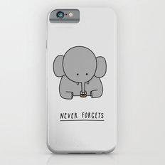 An Elephant iPhone 6s Slim Case