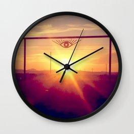 so I see Wall Clock