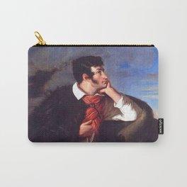 Portrait of Adam Mickiewicz- Wańkowicz Carry-All Pouch