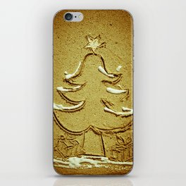 XmasTree iPhone Skin