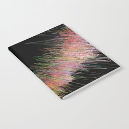 Wave On Notebook