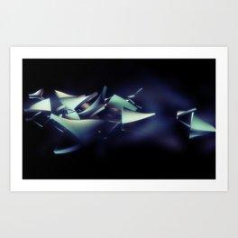 Husk 01 Art Print