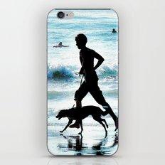 Just Do(ing) It iPhone & iPod Skin
