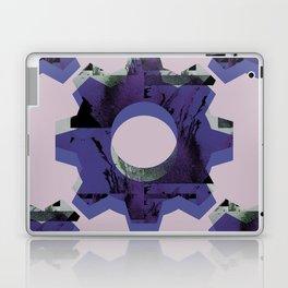 IMPROBABLE GREASE REEL blue Laptop & iPad Skin