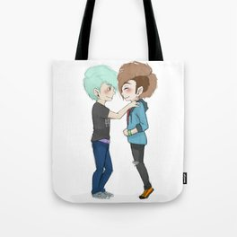 The Tallest Friend Tote Bag
