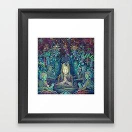 """I Know That Language"" Framed Art Print"