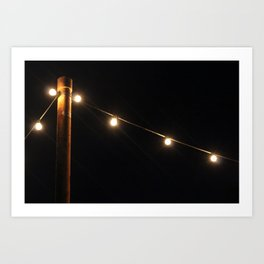 Light the Night Sky Art Print