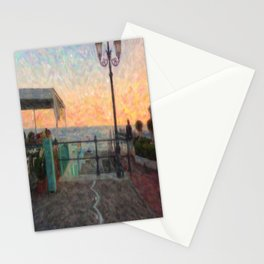 Magic atmosphere Stationery Cards