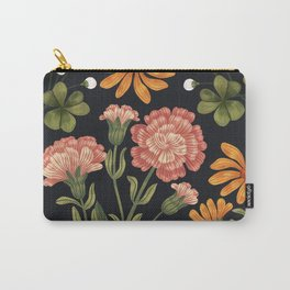 Wild Flowers ~ vol3. ~ dark Carry-All Pouch