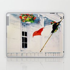 Fierté Acadienne Laptop & iPad Skin