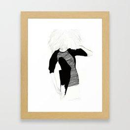 #2 Framed Art Print