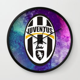 Juventus FC Galaxy Wall Clock