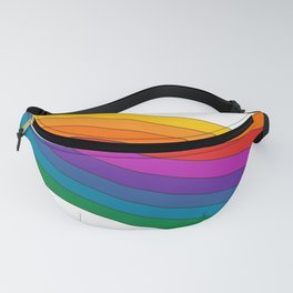 Dream Machine Stripes Fanny Pack