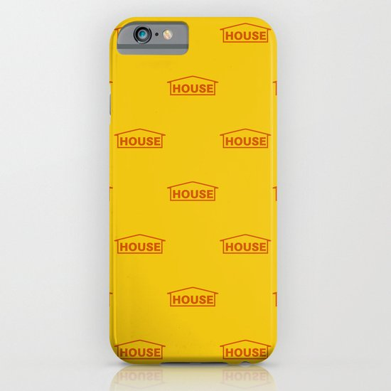 House Music iPhone & iPod Case