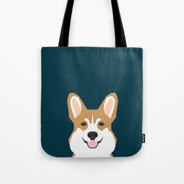 Teagan - Corgi Welsh Corgi gift phone case design for pet lovers and dog people Tote Bag