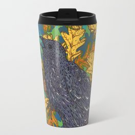 Raven and Oak Travel Mug