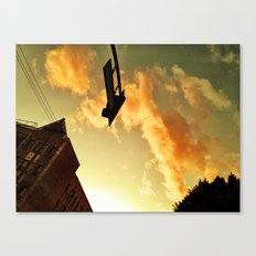 Vermont & Melbourne Canvas Print
