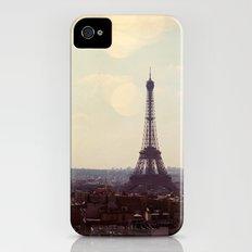 City of Light Slim Case iPhone (4, 4s)