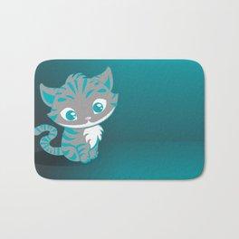 Cheshire Cat Bath Mat