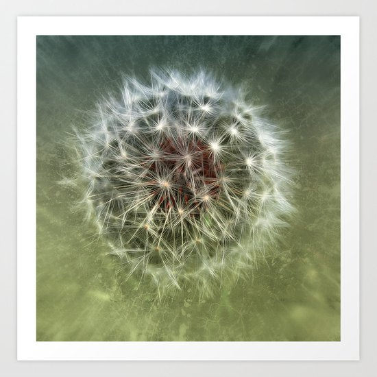 Tangled Universe Art Print