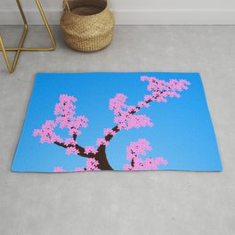 A sign of Spring Rug