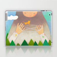Forest giant Laptop & iPad Skin