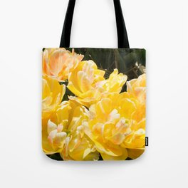 Foxy Foxtails Tote Bag