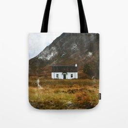 Glencoe Scotland Tote Bag