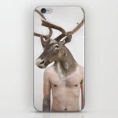 Therianthrope - Caribou iPhone & iPod Skin