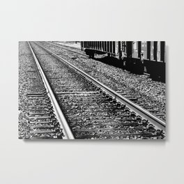 goods and services Metal Print