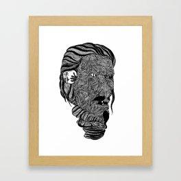 Mempo Framed Art Print