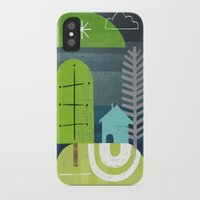 norway iPhone & iPod Cases featuring Norway by Jessie Ford