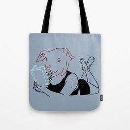 Cochonne Tote Bag
