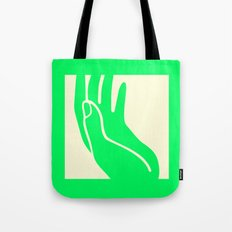 Holy hand Tote Bag