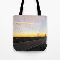 Camarillo Sunset Tote Bag
