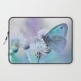 Butterfly blue 71 Laptop Sleeve