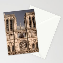 Notre-Dame Cathedral, Paris Stationery Cards