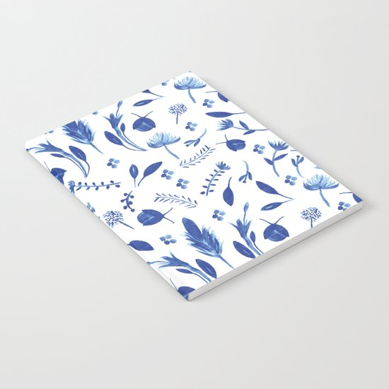 summer fields Notebook