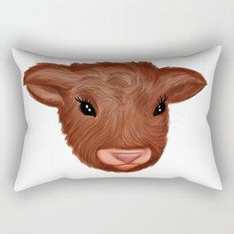 Fluffy Friend Rectangular Pillow