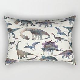 Dinosaurs Pattern Rectangular Pillow