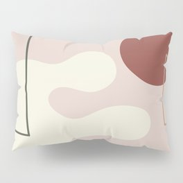 I dont know on ebony background Pillow Sham