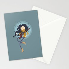 Marcy  fanart  Stationery Cards