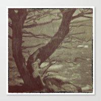 fairy tale Canvas Prints featuring Fairy tale by Jean-François Dupuis