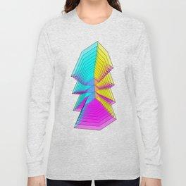 Cubes 4 Long Sleeve T-shirt