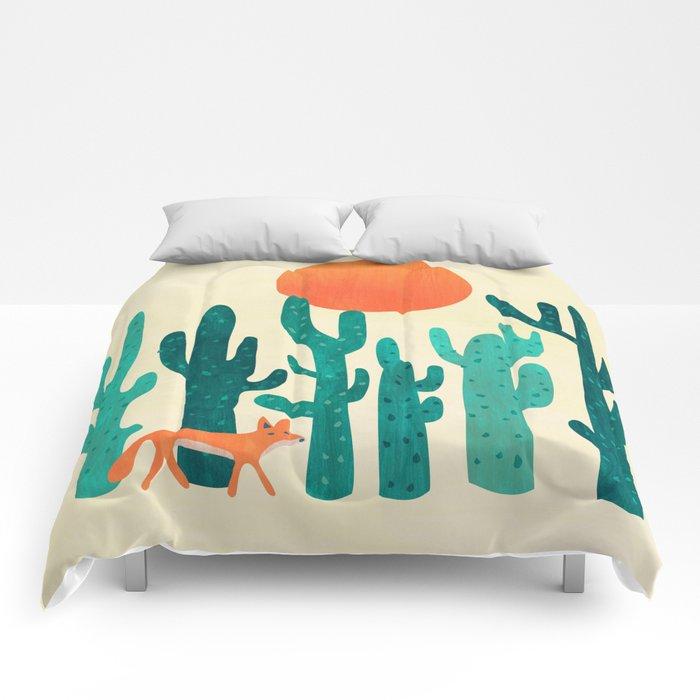 Desert fox Comforters