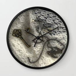 Self Expression Wall Clock