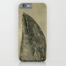 Damask Whale  iPhone 6s Slim Case