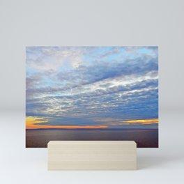 Northumberland Strait at Dusk Mini Art Print