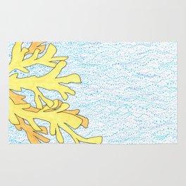 Elkhorn Coral Rug