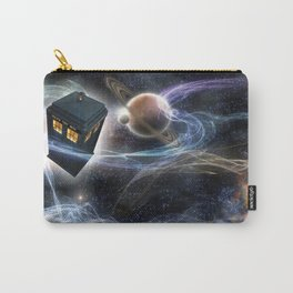TARDIS STARRY NIGHT Carry-All Pouch